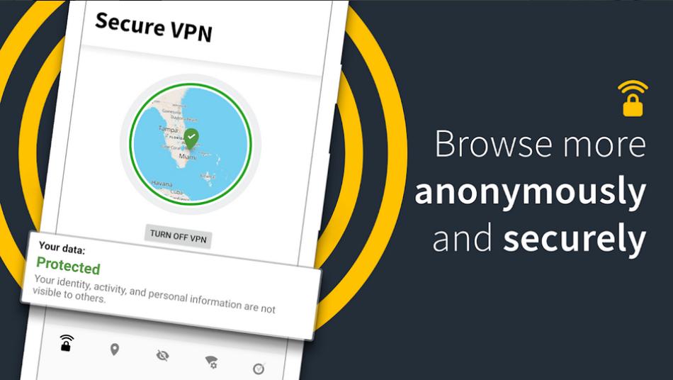Norton 360 Deluxe – Top notch VPN